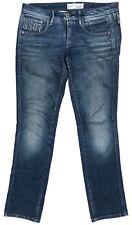 G-Star Raw Jeans 'SAVILLE STRAIGHT WMN' Medium Aged W31 L34 EUC RRP $289 Womens