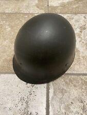 Vintage US Military Fiberglass Helmet Liner Shell