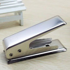 iPhone 5 Nano SIM Card Cutter Cut GSM SIM & Micro Sim Card to Nano Card WE