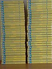 Nancy Drew Mystery Books glossy flashlight Complete Set 1-56