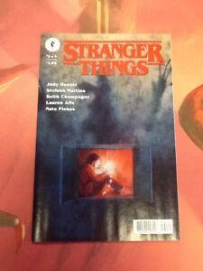 Stranger Things #2 Dark Horse VF/NM 9.0 (CB2813)