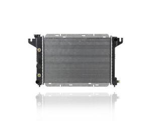Radiator PBI For 87-90 Plymouth Sundance 89-90 Dodge Shadow 4Cy 2.2/2.5L 4401680