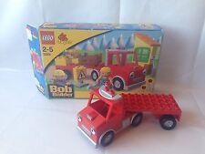 LEGO Duplo Bob der Baumeister - Packer der Lastwagen - Set 3288 - komplett+extra