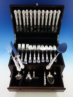 Strasbourg by Gorham Sterling Silver Flatware Set Service Place Size 58 Pieces