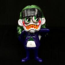 Suicidal Tendencies x BlackBook Toy SKUM-kun 10 Supervillian Joker Sofubi