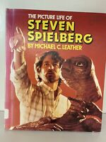 The Picture Life Of Steven Spielberg - Vintage - RARE