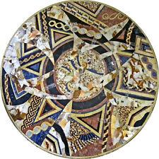 Collage Floor Medallion - Kolaz