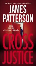 Cross Justice-James Patterson-2016 Alex Cross novel-large paperback