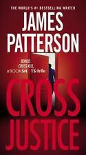 Cross Justice-James Patterson-2016 Alex Cross novel-large paperback