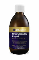 Bioceuticals UltraClean 85 200ml RRP $72.95 FREE POSTAGE