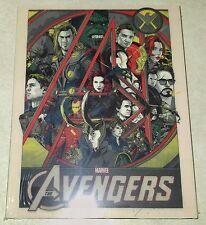 New Avengers Blu-ray Steelbook™ Blufans Mondo Variant Edition