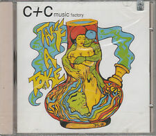 M1 6 tracks  cd single C & C MUSIC FACTORY featuring TRILOGY TAKE A TOKE