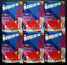 6 Lot  THE MOONLIGHT MAN  Guided Reading Books   Betty Ren Wright   AR 4.7