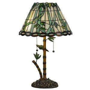 Meyda Lighting 24'H Loro Paraiso Table Lamp - 138588