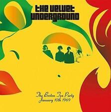 2 CD - THE VELVET UNDERGROUND – THE BOSTON TEA PARTY JANUARY 1969 LIVE (NEW)
