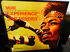 Jimi Hendrix-More Vol 2 UK Import Bulldog Records Glossy Cover Excellent Copy