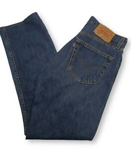Vintage Levis 501 Blue Button Fly Jeans - Women's - Australian Made (W30 L28)