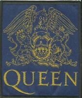 QUEEN crest - 2017 WOVEN SEW ON PATCH official merchandise (SEALED) mercury