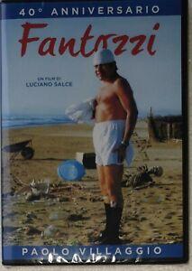 FANTOZZI DVD 40 ANNIVERSARIO BY LUCIANO SALCE NUOVO SIGILLATO