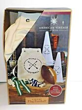 Flag Football Game 5 On 5 Full Size Football American Vintage Style New In Box