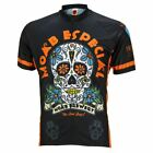 Moab Brewery Especial  beer  Men's Full Zip Cycling Jersey