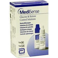 MEDISENSE Kontr.Lsg.Gluk.+Ketone H/L 2 Fl