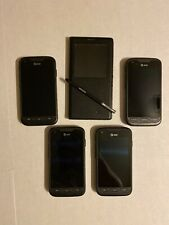 Samsung Galaxy Rugby Pro Note 3 Excellent Condition 5 Phone Lot PLEASE READ!!!