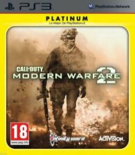 Juego Activision PlayStation 3 Call of Duty Modern Warfare 2 Platinum Nue...
