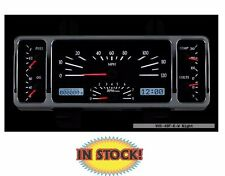 Dakota Digital 1940 Ford Car and Pickup VHX Instruments Gauge Kit VHX-40F-K-W