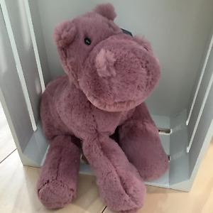 JELLYCAT PLUSH TOY HUGGADY HIPPO MEDIUM - 22cm