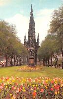 BR77658 the scott monument edinburgh scotland     14x9cm
