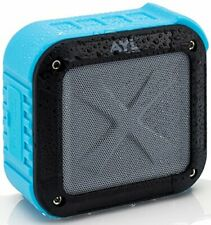 Portable Outdoor and Shower Bluetooth 5.0 Speaker by AYL SoundFit, Water Resista