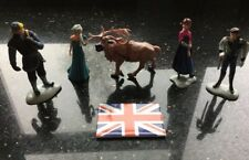 Five Piece Frozen Figure Toppers For Cake Decorating