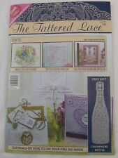 The Tattered Lace Magazine Issue #04 w/Free Die--Champagne Bottle