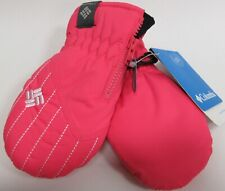 NEW Columbia Girls Infant Chippawa III Mittens Infant One Size 6-18 months