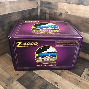 MTH Electric Trains Z-4000 Transformer Item #40-4000 Original Box