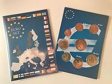 EURO-KMS Zwergstaaten-Mix: ANDORRA+MONACO+SAN MARINO+VATIKAN  8 Münzen 2001-2014
