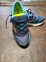 Saucony Women's Size 12 Shoes ISO 5 Series Everun Running Athletic EUC FREE SHIP