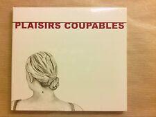 CD RARE / PLAISIRS COUPABLES / NEUF SOUS CELLO