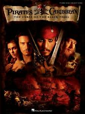 Pirates of the Caribbean The Curse of the Black Pearl Sheet Music Pian 000313256