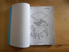 3/4 ton Widetrack Trailer.MK3.Illustrated parts list.FV2381