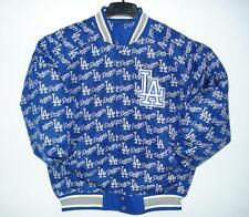 SIZE XXL  LOS ANGELES DODGERS Wool BODY & LEATHER SLEEVES REVERSIBLE JACKET XXL