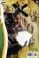 Universe X #8 Alex Ross Comic Book - Marvel