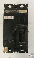 x Square D 40 amp Circuit Breaker Cat.# Fal24040