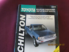 Toyota-pick up and land cruser / 4 runner-1997-2000