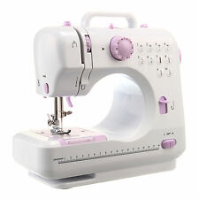 10 Design Patterns Desktop Electric Overlock Sewing Machine Embroidery Fashion