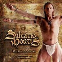"""SALTATIO MORTIS """"HEPTESSENZ""""  CD NEU"""
