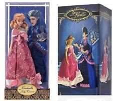 DISNEY STORE Fairytale Designer Dolls CINDERELLA & LADY TREMAINE Limited Edition
