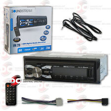 SOUNDSTREAM CAR VM-21B USB BLUETOOTH DIGITAL MEDIA STEREO