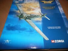CORGI AVIATION MESSERSCHMITT BF109E-4/B ZERSTORERGESCHWADWER 1 WESPEN GESCHWADER